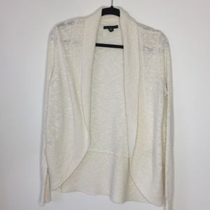 Kenneth Cole | White Cardigan